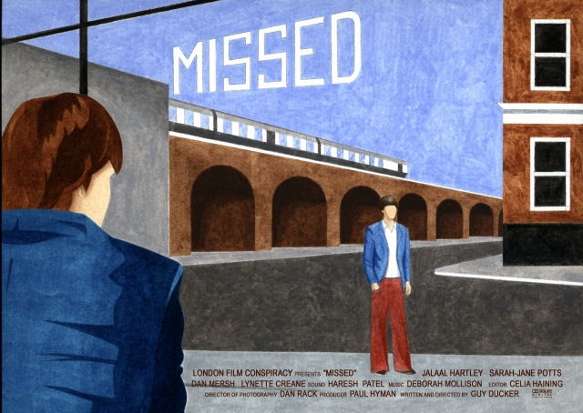 Missed poster